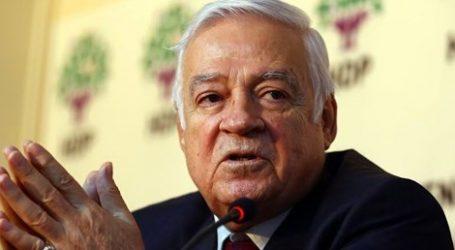 AKP'nin kurucularından Dengir Mir Mehmet Fırat  ÖLDÜ