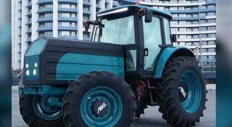 Milli ve yerli elektrikli traktör, ilk        tarla faaliyetiyle görücüye çıkıyor…