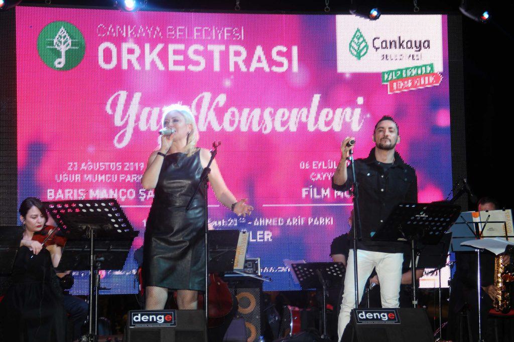 Çankaya Belediyesi Orkestrası_Barış Manço Şarkıları_Uğur Mumcu Parkı (5)