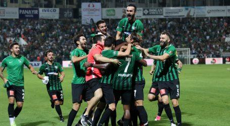 Denizli ,Galatasaray ı dağıttı:2-0