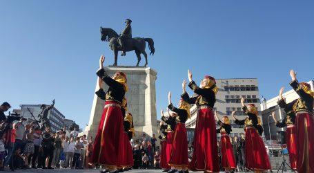 HOY-TUR ANKARA'YI RENKLENDİRİYOR