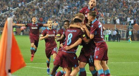 Trabzonspor, Karagümrük' ü 2-0 yendi