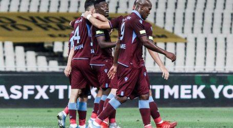 Trabzonspor AEK yı 3-1 yendi