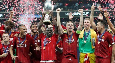 UEFA Süper Kupa sı  Liverpool 'un..