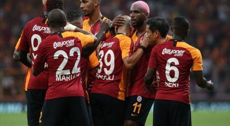 Galatasaray için ZOR grup