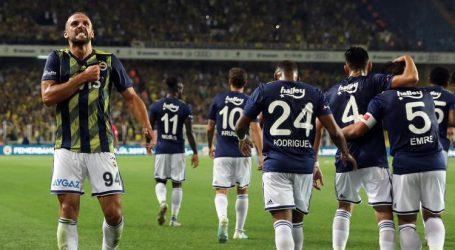Fenerbahçe hızlı başladı:5-0