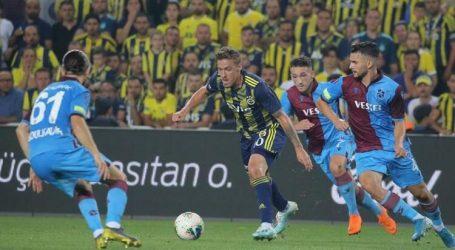 Fenerbahçe:1-Trabzonspor:1