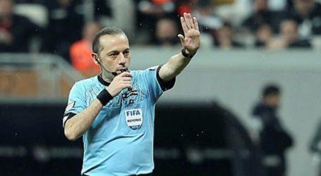 Süper Lig'de 34. haftanın hakemleri açıklandı