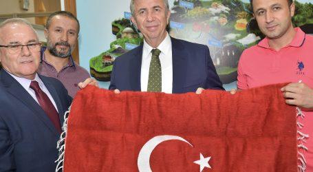 Yavaş:Ankara'mızın değerlerine sahip çıkalım