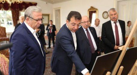 Erdoğan, Başkanları Ankara' ya çağırdı