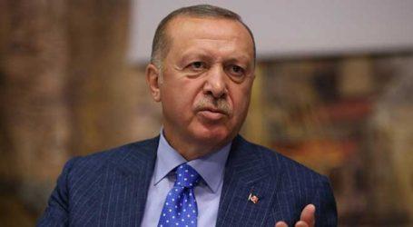 Erdoğan' dan AKP Teşkilatına:Şehirde ulaşmadık ve gönlünü kazanmadık kimse bırakmayın