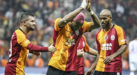 Galatasaray:3-Sivasspor:2