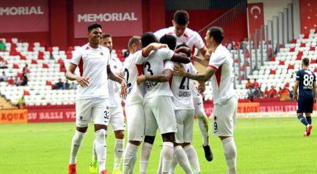 Gençlerbirliği gol olup yağdı:6-0
