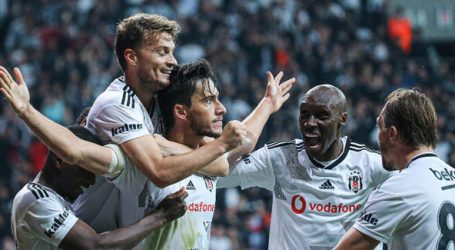 Beşiktaş UMUT landı.1-0