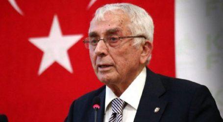 Siyasetçi Ali Topuz toprağa verildi