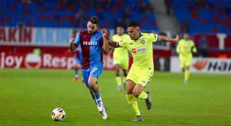 Trabzonspor Gençlerle:0-1