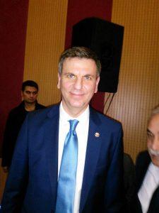Gıda ve Tarım Örgütü (FAO) Türkiye Temsilcisi Viorel Gutu