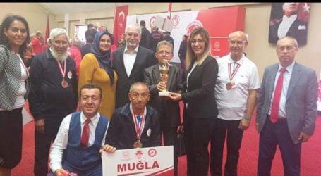 Fethiye Belediyesi Huzurevi Bocce Takımı Türkiye 3.'sü Oldu