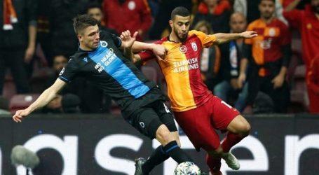 Galatasaray ,Brugge' yi elinden kaçırdı.1-1