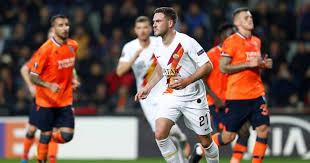 Başakşehir Roma' ya 3-0 yenildi