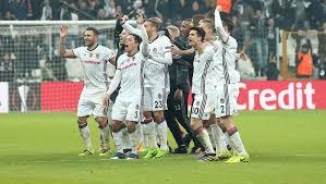 Beşiktaş ,Bratislava'yı 2- 1 ile geçti