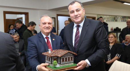 Taşdelen'den Arhavi Belediyesine ziyaret