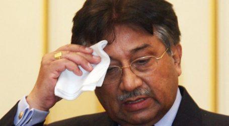 Pervez Müşerref'e gıyabında İDAM cezası