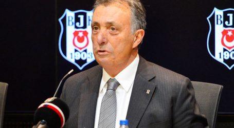 Çebi:Beşiktaşı karşınıza almayın