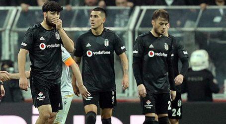 Beşiktaş'a SERGEN darbesi.2-0