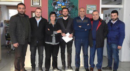Sarıkaya, Mimarlar Odası Ankara Şubesi Kastamonu Oda Temsilcisi  oldu
