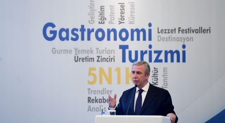 """ANKARA İLÇELERİYLE BERABER LEZZET ZENGİNİ"""