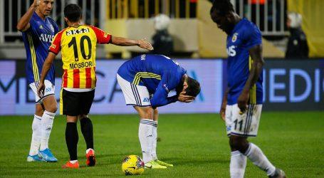 Fenerbahçe Göztepe ile yenişemedi:2-2