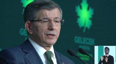 Davutoğlu:Gelecek Türkiyenindir