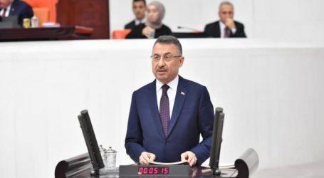 """TBMM de 2020 Bütçesini sunan Fuat Oktay 'a """"MEMUR TEPKİSİ"""""""