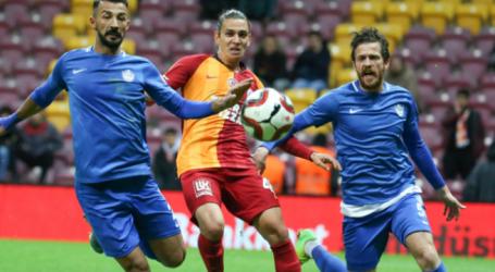 "Galatasaray ""TUZLA"" buz oldu:2-0"