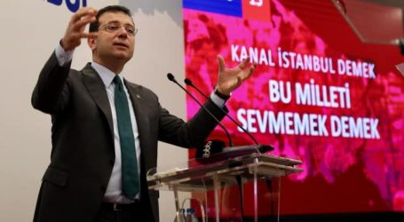 """Ya Kanal,Ya İSTANBUL"""