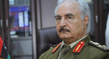 Libya'da  Hafter yönetimi ele geçirdi