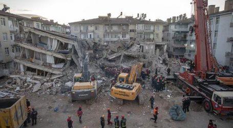 Elazığ Depreminin blançosu:41 ÖLÜ,1607 Yaralı