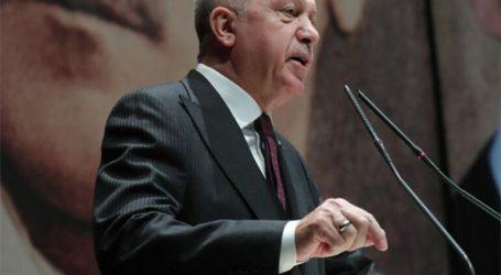 Erdoğan:Minsk üçlüsü Ermenistan'a silah desteği veriyor