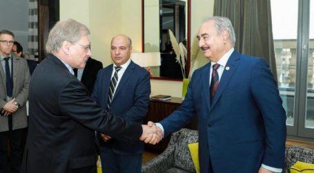 """(BMGK)den  Libyalı taraflara """"ATEŞKES""""i imzalayın çağrısı"""