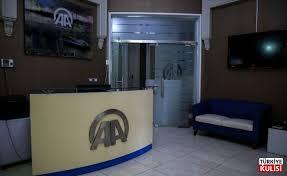 Mısır polisi Anadolu Ajansı Kahire ofisini bastı….