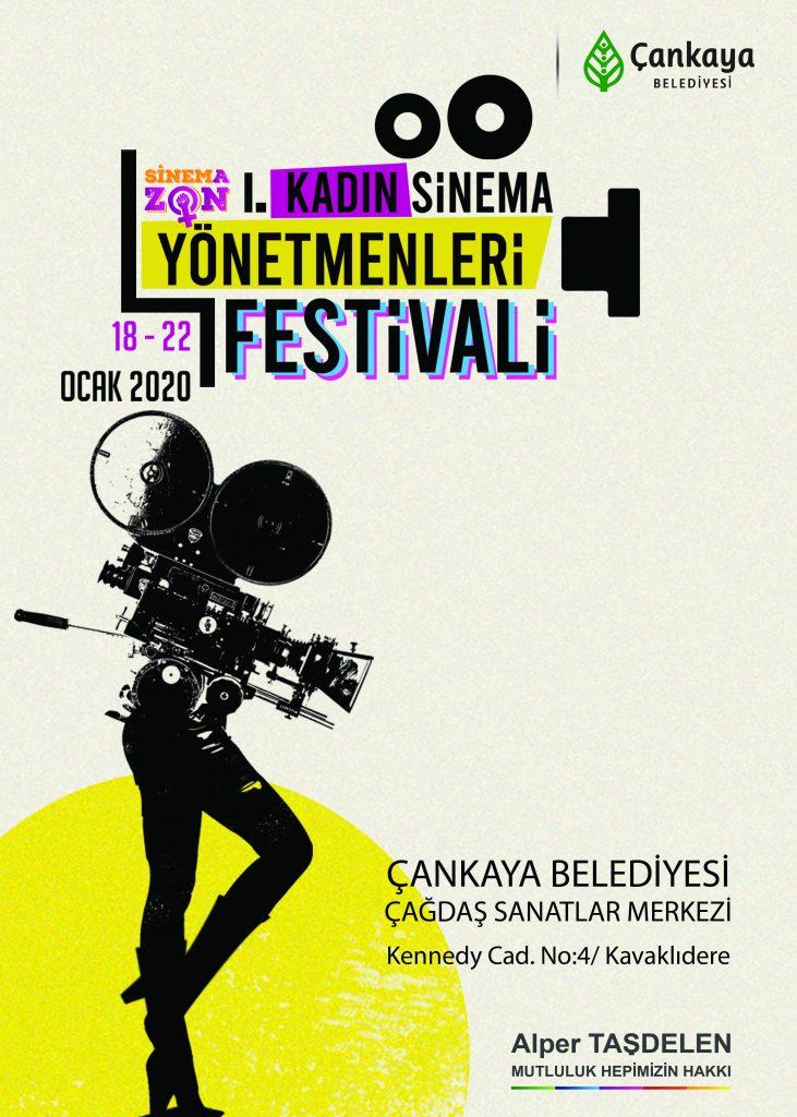 kadın yönetmenler afiş
