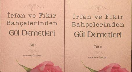 H.HİLMİ ÖZDEMİR'İN 2 CİLTLİK ESERİ ÇIKTI.!