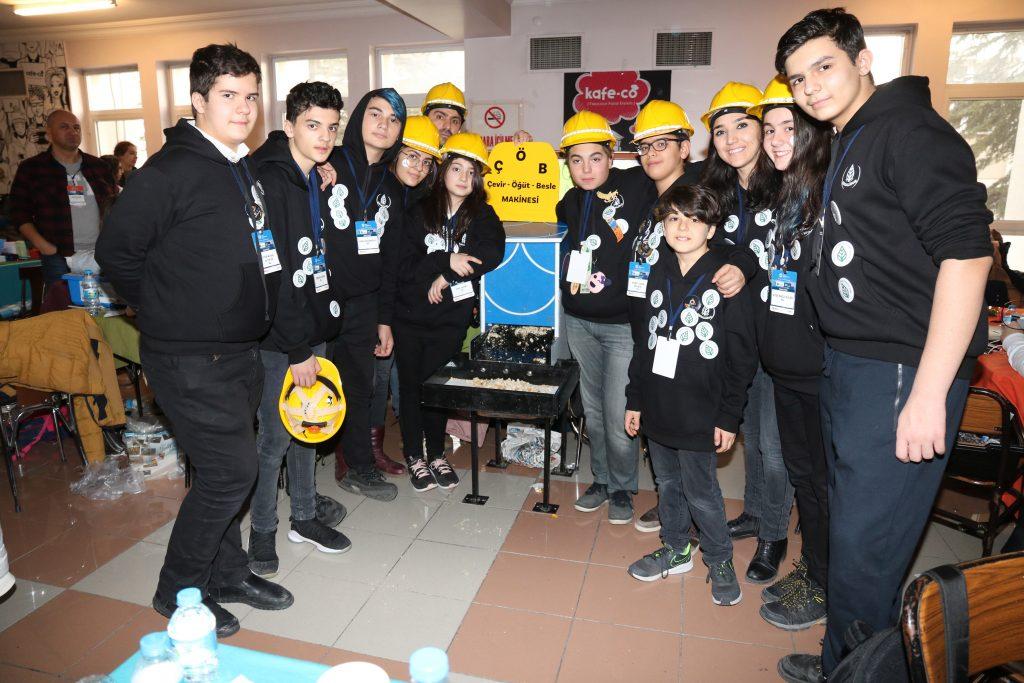 2020_02_09_Bilgi İşlem_Çocuk Teknoloji Evi_First Lego Lig Yarışma (7)