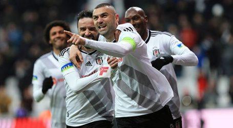 Beşiktaş Sergen' le bir başka:3-0