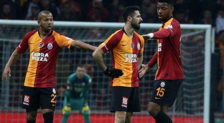Galatasaray dan Kupa ya hüzünlü veda:3-1