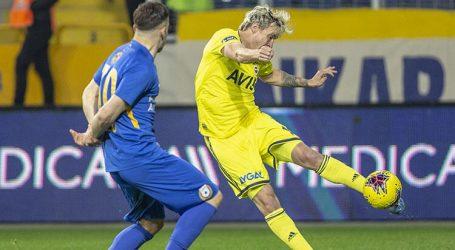 Fenerbahçe Ankara'da dondu:2-1