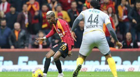 Galatasaray penaltıyla:1-0