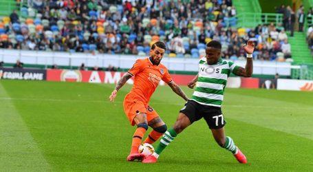 Başakşehir, S.Lizbon'a 3-1 yenildi