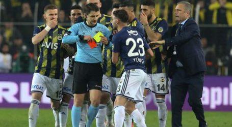 Fenerbahçe, Kadıköy de YIKILDI:3-1